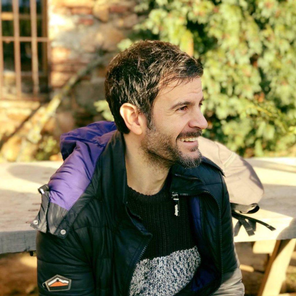 Carles Andrés, director de l'Associació Dinàmic