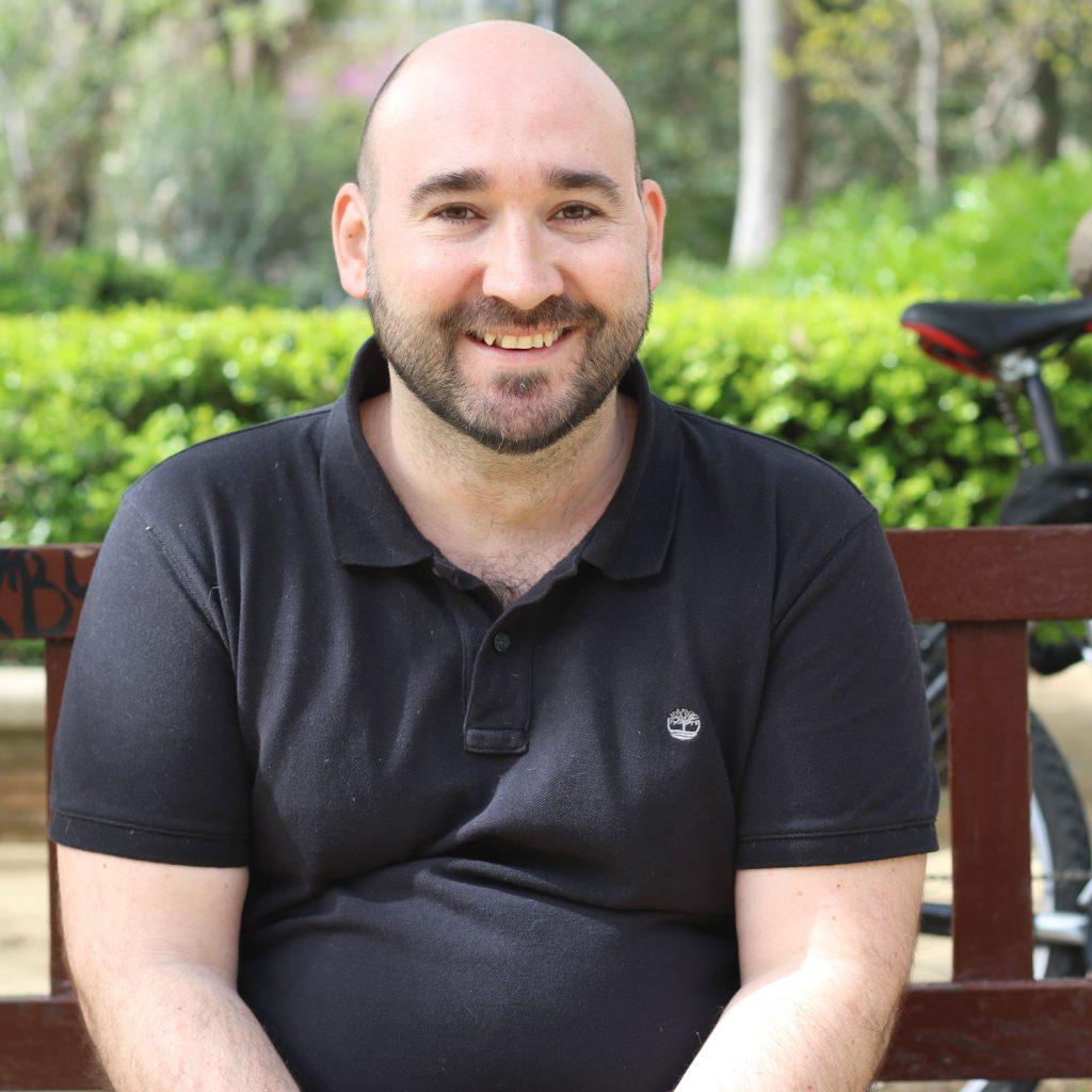 Jordi Esqué, coach, formador i coordinador de Com aprenem